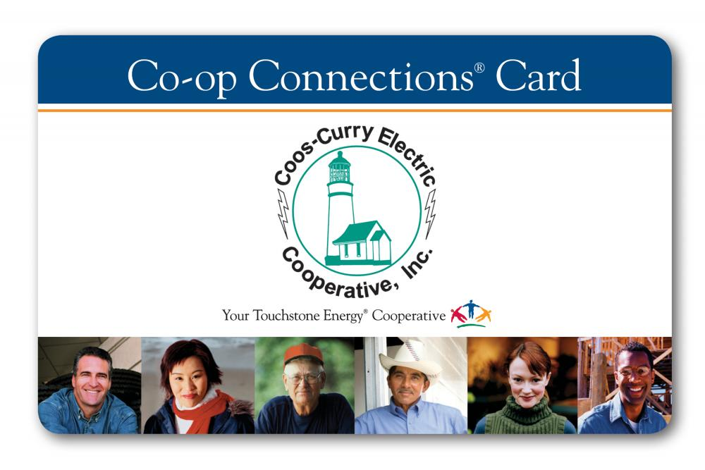 Coop Connection Card